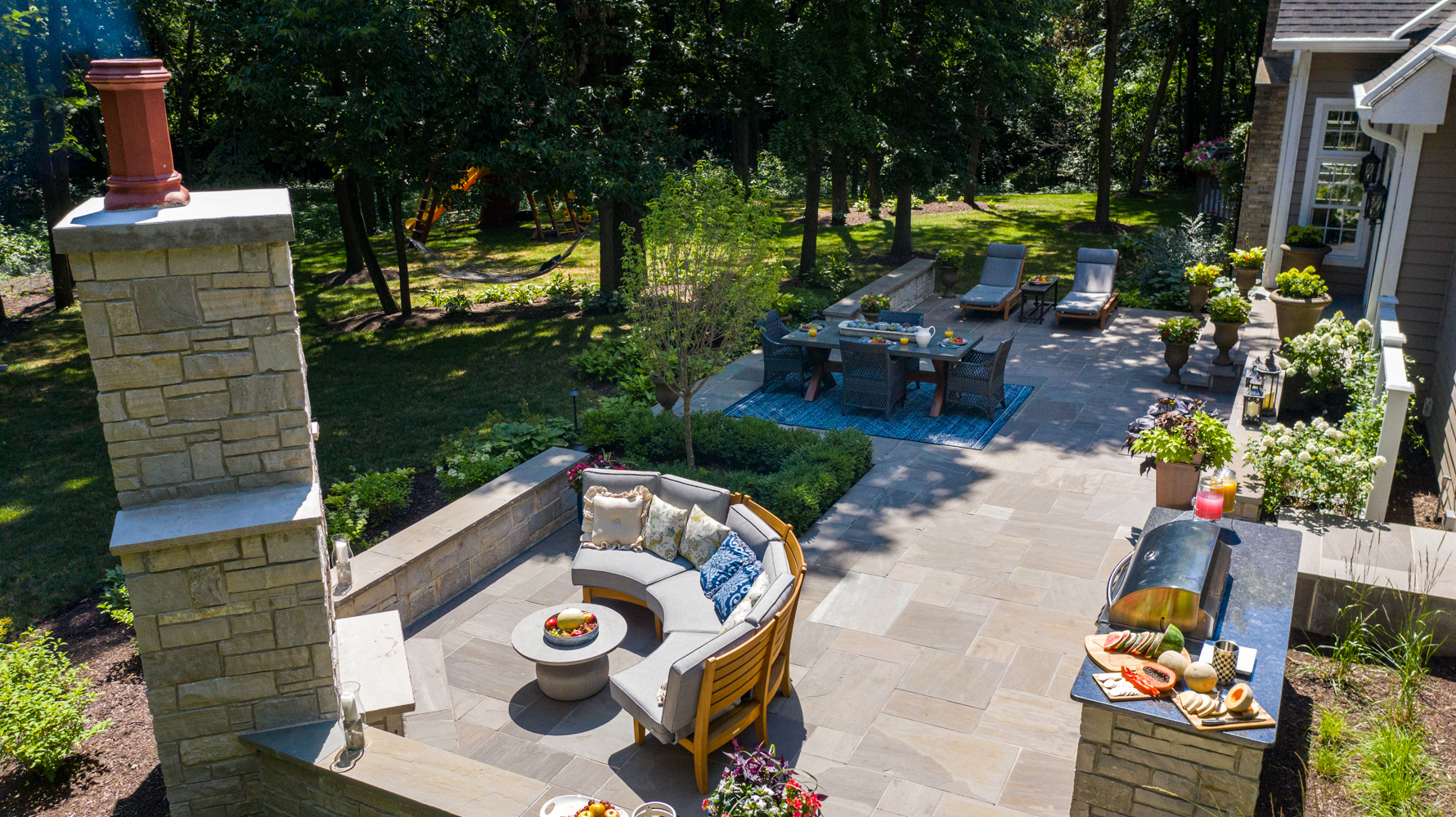The Cost of Landscape Design & Installation in Suburban Chicago - What To Consider