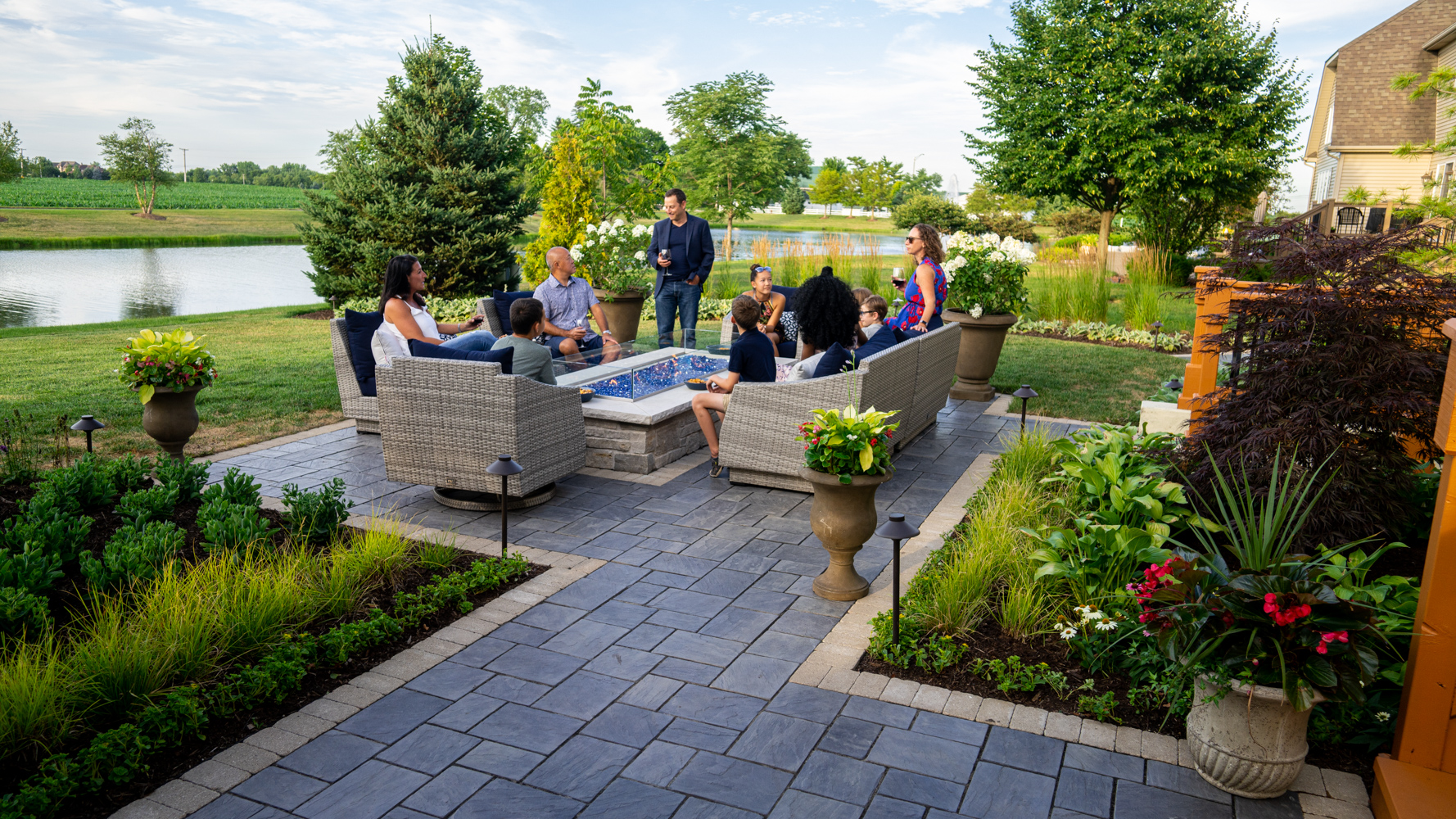 Are Backyard Fire Pits Safe? 3 Tips to Outdoor Fire Pit Safety