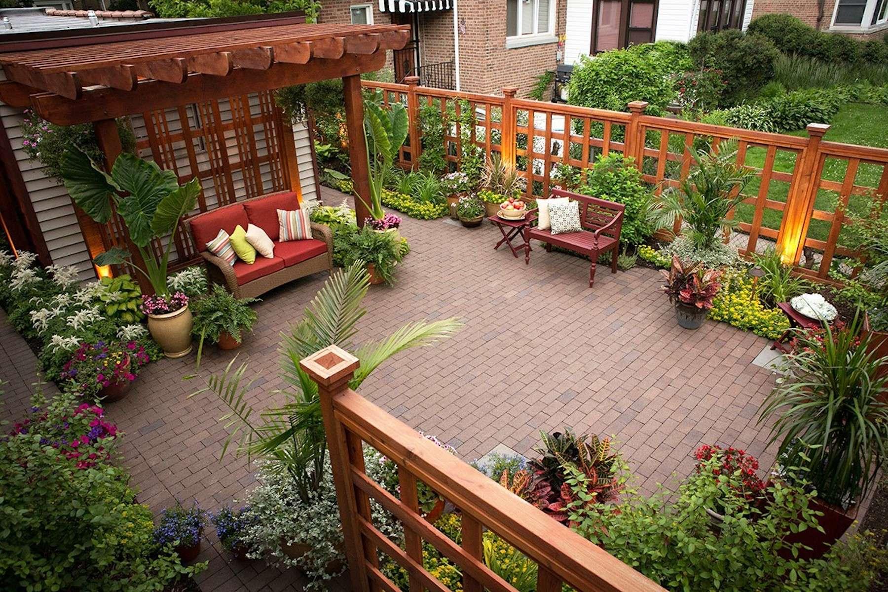 Landscaping 101: Brick Patios